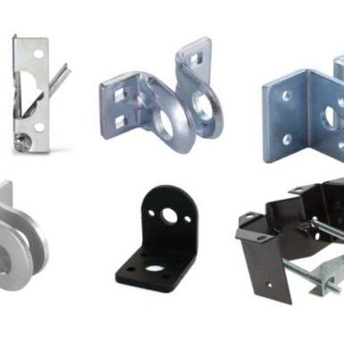 فروش براکت قفسه های جوش فلزی marinetime سفارشی